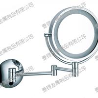 供应LED化妆镜 挂墙LED剃须镜 LED美容镜