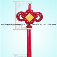 LED中国结灯、户外中国结、发光中国结灯具