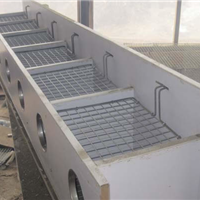水貂笼网片|电焊网裁剪而成|新式水貂养殖笼