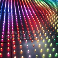 LED外露灯串 全彩外露厂家
