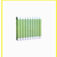 供应北京扁管片头钢制柱式散热器