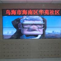 三星46寸电视墙拼接