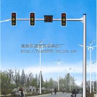 销售岔路口信号灯灯杆 八角形灯杆