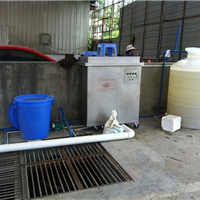 供应光催化氧化洗车污水处理循环设备