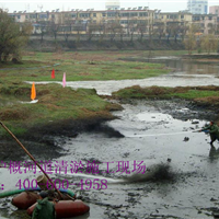 上海市政管道清淤、箱涵清淤、上海河道清淤