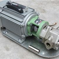 供应WCB-75齿轮泵/手提式齿轮泵选型