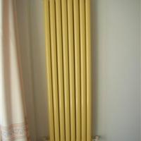 供应呼和浩特钢制扁管柱式散热器
