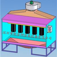 供应工业烤炉、水帘柜、喷粉房、喷漆室
