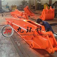 供应山重建机挖机8米长滑臂