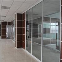 武汉办公单层玻璃隔断厂家
