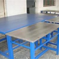 耐冲击桌板钳工台 自动调节型