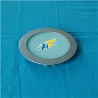 供应超薄压铸面板灯 直径200 侧发光筒灯