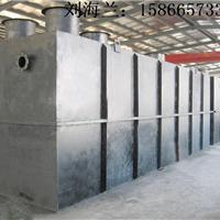 各种型号齐全地埋式生活污水处理设备