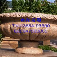 郑州石雕花盆