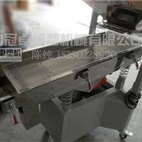 供应风冷塑料粒子振动筛选机