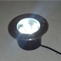 专业生产LED地埋灯 5W地埋灯 圆形地埋灯