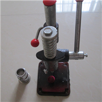 供应软包制作工具,皮扣机