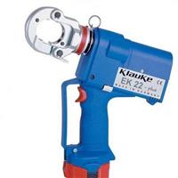 充电式电缆压接钳EK60/22-L压钳klauke