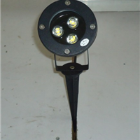 LED插地灯 款式齐全 LED地灯3W