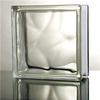 供应广东佛山云雾纹空心玻璃砖, 白色玻璃砖