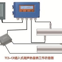 供应插入式超声波热量表