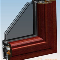 铝木门窗加工/实木门窗/铝包木门窗