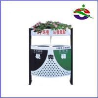 供应南宁塑料分类垃圾桶_分类垃圾桶批发