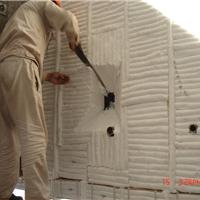 供应隧道窑耐火材料陶瓷纤维模块施工