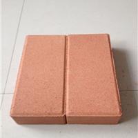 供应鼎诚浅红色陶土砖