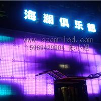 LED全彩喷绘屏、LED象素屏、LED灯串