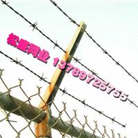 供应内蒙古刺铁丝网围栏 监狱专用护栏网