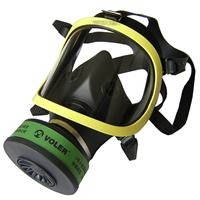 供应全面罩防毒面具