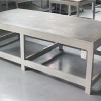 可调节式钳工台 模块化生产