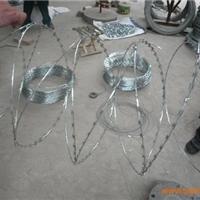 卷状刀片刺网 螺旋刺网价格 包装