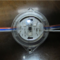 LED全彩贴片点光源  LED外露点光源