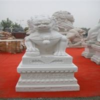 供应石雕狮子为什么受到客户的亲睐?
