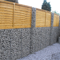 大连镀锌石笼网挡土墙 大连挡土墙石笼