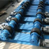 供应可调滚轮架 丝杠滚轮架 焊接操作机