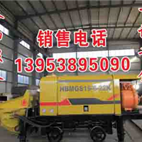 广西梧州处于同行前列的混凝土输送泵厂家