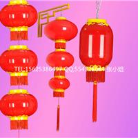 led灯笼,好日子红灯笼500mm,红火吸塑灯笼