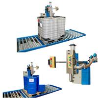 供应称重式定量灌装机FM-SDCW/200L/1000L