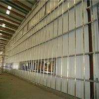 厂房耐火极限4小时硅酸钙板防火墙施工
