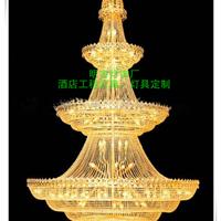 欧式水晶吊灯,欧式灯具设计,水晶吊灯定制