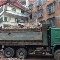 长期供应砖渣,用于建筑工地修建临时道路