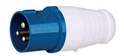 供应优质工业插头插座,16A,32A,63A,125A
