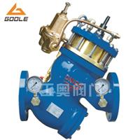 YQ980011型过滤活塞式流量控制阀