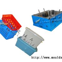 南宁厂家直销8#塑胶储物篮?胶箱模具