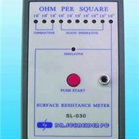 供应手持式斯莱德表面电阻测试仪阻抗测试仪
