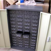 专业定做批发零售高品质零件盒元件柜样品柜