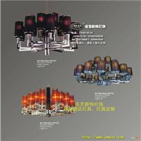 酒楼现代中式灯具,大堂现代中式灯具订制
